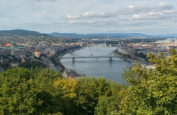 Have you ever been to Budapest?