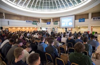 10 éves a KEK: konferencia köszöntötte az évfordulót