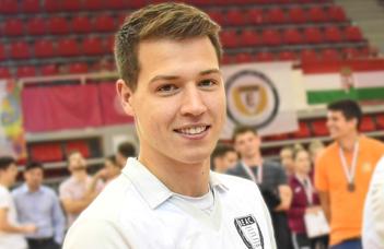 Éremeső a 2019-es Futsal MEFOB-on: GTI-sként az ELTE csapatában