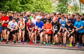 36. 5vös 5km futóverseny
