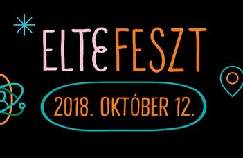 Intézetünk is színes programokkal várja a látogatókat az ELTE interaktív pályaválasztó fesztiválján.
