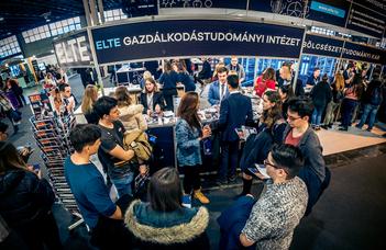 Másnak lenni, mint a többiek – ELTE GTI az idei Educatión