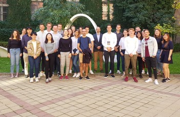 ELTE Institute of Business Economics opened its gates to students from abroad