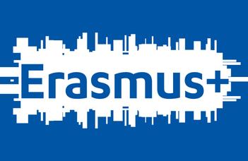 Erasmus+ pályázati felhívás
